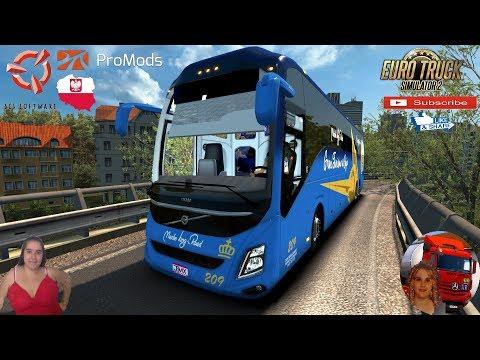 VOLVO 9800 BASICO ATS 1.36 v2.1