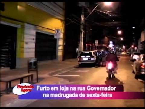 Lojas Pernambucanas é furtada em Piracicaba