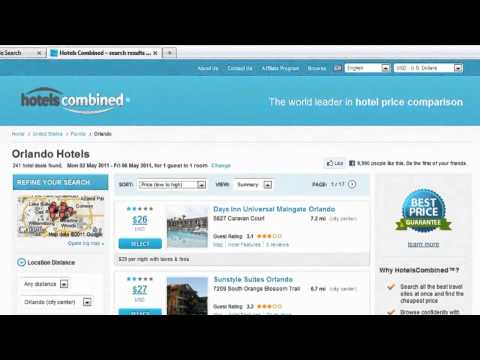 How To Find The Cheapest Hotel Prices – Orlando FL Find