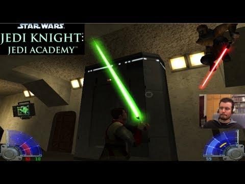 star wars jedi knight jedi academy xbox walkthrough