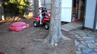 7. 2007 Polaris Sportsman 90 Test Drive
