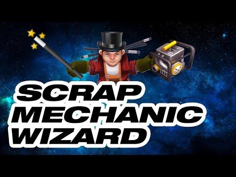 Blueprint editor 484 mb wallpaper scrap mechanic wizard blueprint editor malvernweather Choice Image