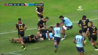 Waratahs v Chiefs Rd.16 2016 | Super Rugby Video Highlights