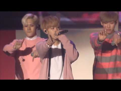 Video ENG SUB GOT7 2nd Anniversary Fan Meeting - Just Right (changing part) download in MP3, 3GP, MP4, WEBM, AVI, FLV January 2017