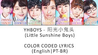 Hi, this is my color coded lyrics from YHBOYS - Little Sunshine Boys. I uploaded a first video, but he has some errors, so I ...