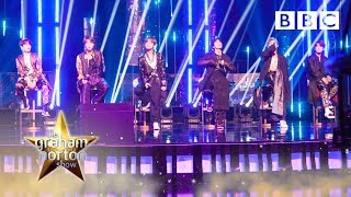 Video BTS perform Idol!!! - BBC MP3, 3GP, MP4, WEBM, AVI, FLV Juni 2019