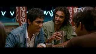 Rang De Basanti | Funny Scene | DJ learns Sue can speak Hindi