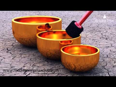 Sleep Music: Peaceful Music with Tibetan Singing Bowls for Relaxation and Chakra Balancing