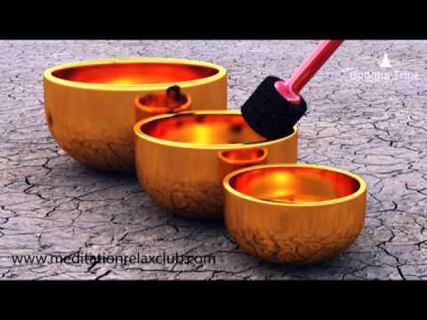 Sleep Music: Peaceful Music with Tibetan Singing Bowls for Relaxation and Chakra Balancing