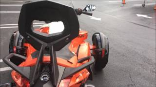 4. ------------ 2015 Can Am Spyder RSS Special Series -----------------