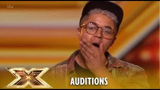 Video Felix Shepherd: 20 Year Old Moves Judges With His Audition! | The X Factor UK 2018 MP3, 3GP, MP4, WEBM, AVI, FLV Maret 2019