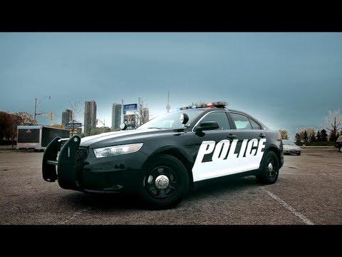 2013 Ford Police Interceptors