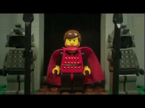 Coldplay – Viva La Vida (in LEGO)