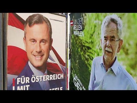 Αυστρία: Στην τελική ευθεία για τις προεδρικές εκλογές της 4ης Δεκεμβρίου