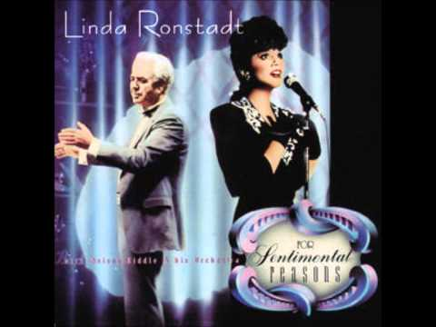 Tekst piosenki Linda Ronstadt - I Don't Stand A Ghost Of A Chance With You po polsku