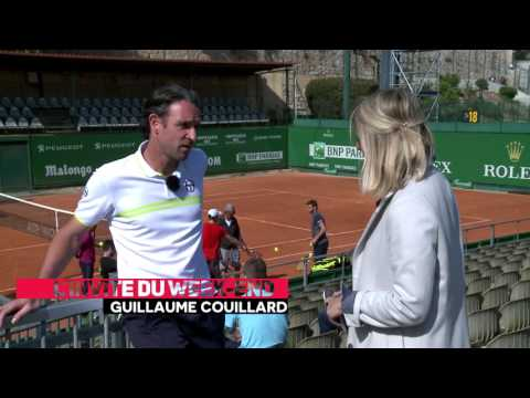 Weekend guest: Guillaume Couillard