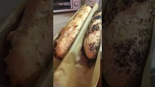 Real gluten-free bread, really easy. Homemade gluten-free baguettes worth fighting for