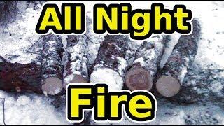 Video Learn The Siberian All Night Log Fire MP3, 3GP, MP4, WEBM, AVI, FLV Januari 2019