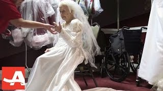 You Have To See This Beautiful 100-Year-Old Bride