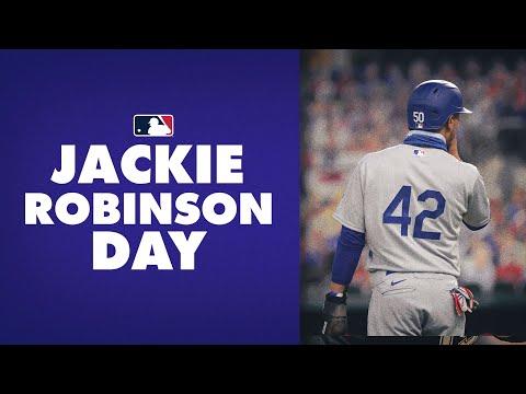Never forget 42 | MLB celebrates Jackie Robinson Day