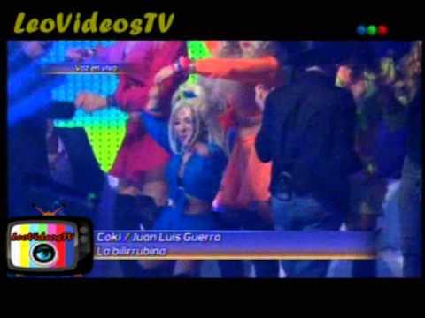 Coki Ramirez es Juan Luis Guerra en Tu cara me suena 3 #GH2015 #GranHermano