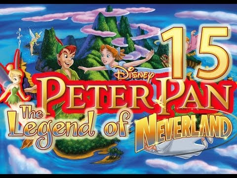 playstation 2 peter pan legend of neverland