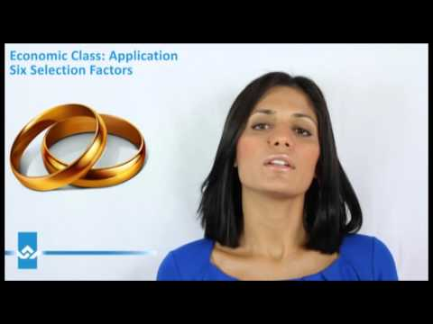 Economic Class Application Six Selection Factors Video