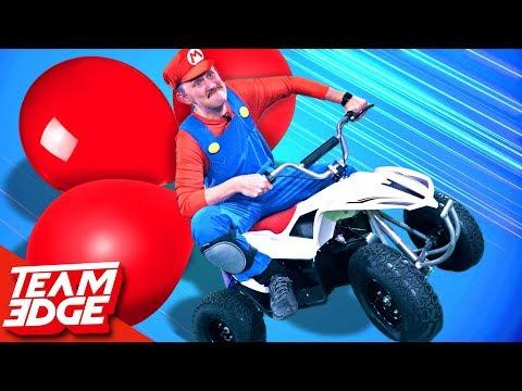 Mario Kart Balloon Battle!!