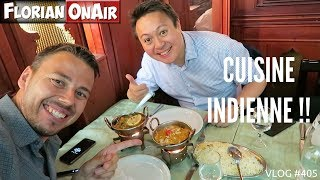Video On me fait aimer la CUISINE INDIENNE! - VLOG #405 MP3, 3GP, MP4, WEBM, AVI, FLV Agustus 2017
