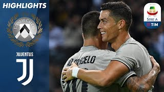 Video Udinese 0-2 Juventus | Ronaldo Scores Again as Juve Secure Away Win! | Serie A MP3, 3GP, MP4, WEBM, AVI, FLV April 2019
