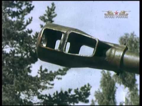 Video. Documental ruso de las fuerzas armadas soviéticas mediados 1980