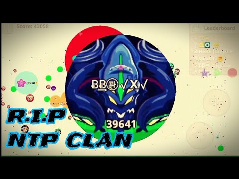 AGARIO MOBILE - Epic Revenge vs Clan // Resposta para NTP CLAN (видео)