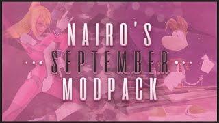 NRG Nairo's September Modpack