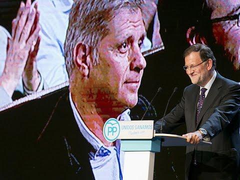 """Rajoy: """"Hay que votar para comenzar una nueva etapa de normalidad en Cataluña"""""""
