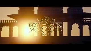 °°°2015 Indian palace II   Suite royale The Second Best Exotic Marigold Hotel Comédie avec judi Denc