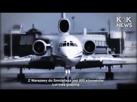 Reconstructie van crash waarbij Poolse president omkwam