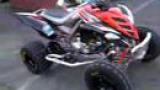 7. My 2007 Yamaha Raptor 700 SE