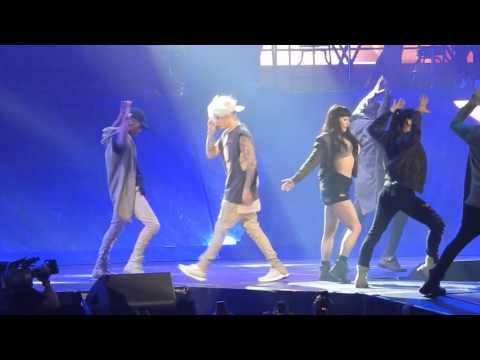 Children- Justin Bieber Live @ The MGM Grand Arena