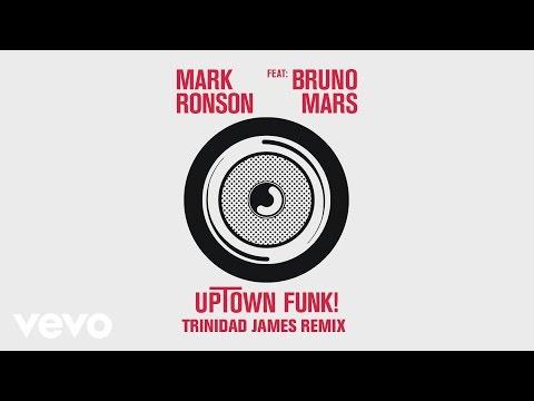 Mark Ronson – Uptown Funk (Trinidad James Remix) [Audio] ft. Bruno Mars