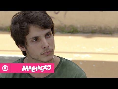 Malhação: Pro Dia Nascer Feliz I capítulo 112 da novela, quarta, 25 de janeiro, na Globo