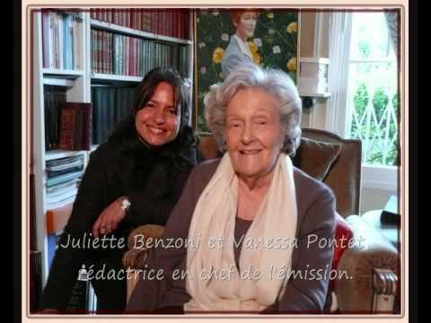 Vidéo de Juliette Benzoni