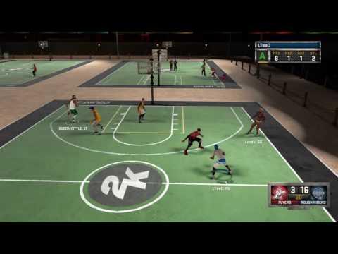 NBA 2K16 LTeeC insane handles