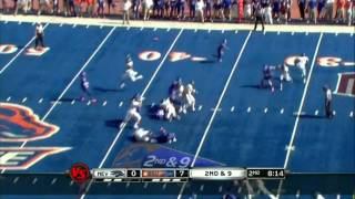 James Michael Johnson vs Boise State 2011