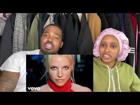 Britney Spears - Slumber Party ft. Tinashe (Official Video) (Reaction)