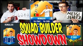 98 MOTM RONALDO SQUAD BUILDER SHOWDOWN vs. REALFIFA!! ⚽⛔️😝 - FIFA 17 ULTIMATE TEAM (DEUTSCH)