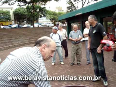 Queima de Titulo de Eleitor em Apucarana/Pr