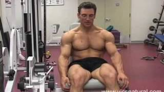 Best Leg Workouts- Leg Workout Routine-leg Press, Leg Exercises With Victor Costa Vicsnatural