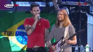 Video Maroon 5 - Won't Go Home Without You (Rock in Rio 2011) MP3, 3GP, MP4, WEBM, AVI, FLV Maret 2018