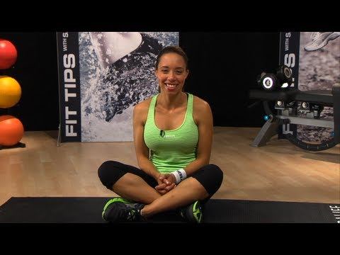 Core ab workout: Samantha Clayton's Body Blast | Herbalife Fit Tips