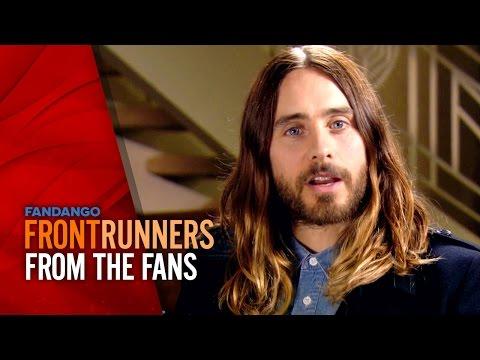 Ask Jared | Jared Leto - Dallas Buyers Club | Fandango FrontRunners Season 2 (2014) (видео)